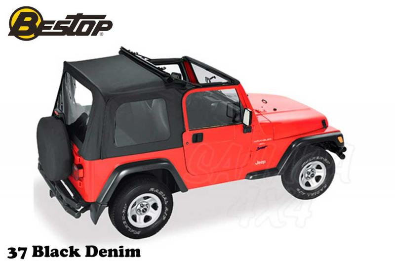 Capota Bestop Sunrider para Jeep Wrangler TJ 97-02