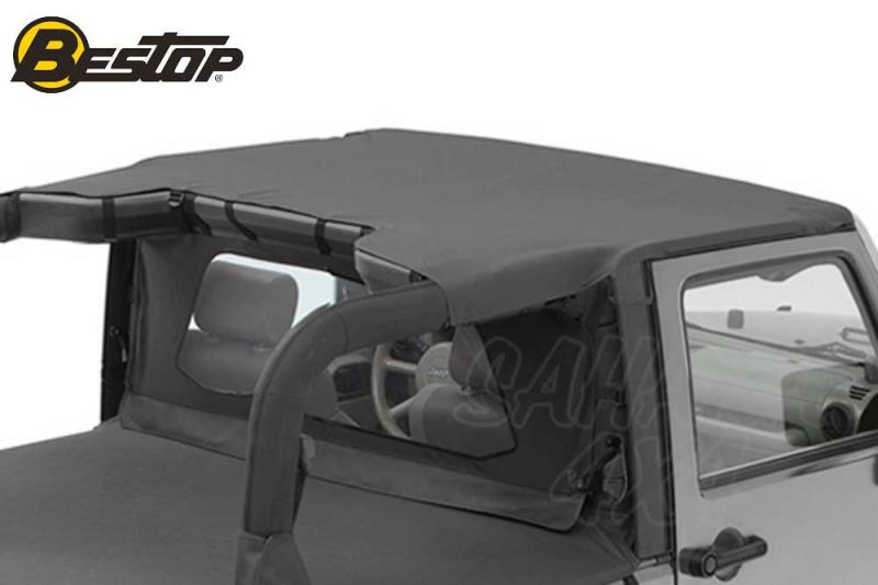 Bikini Top Jeep Wrangler JK - Requiere Liston Sof Top