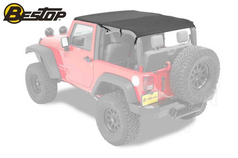 Bikini Cable -Style Safari Jeep Wrangler JK