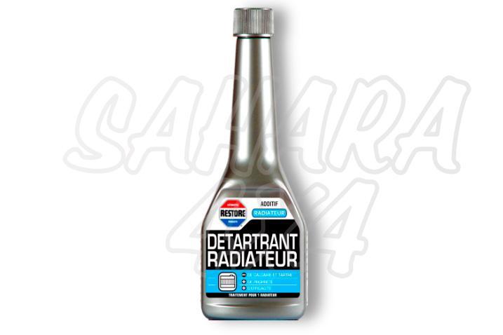 Limpiador de radiador - Elimina la cal, los lodos y posos de grasa en el radiador.