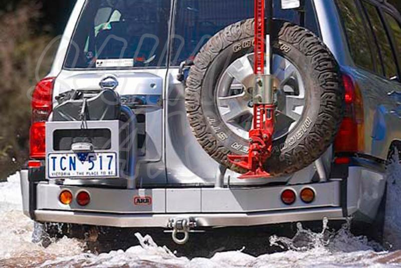 Paragolpes Trasero ARB Nissan Patrol Y61 desde 04 - Y61, Selecciona la configuracion de tu paragolpes.