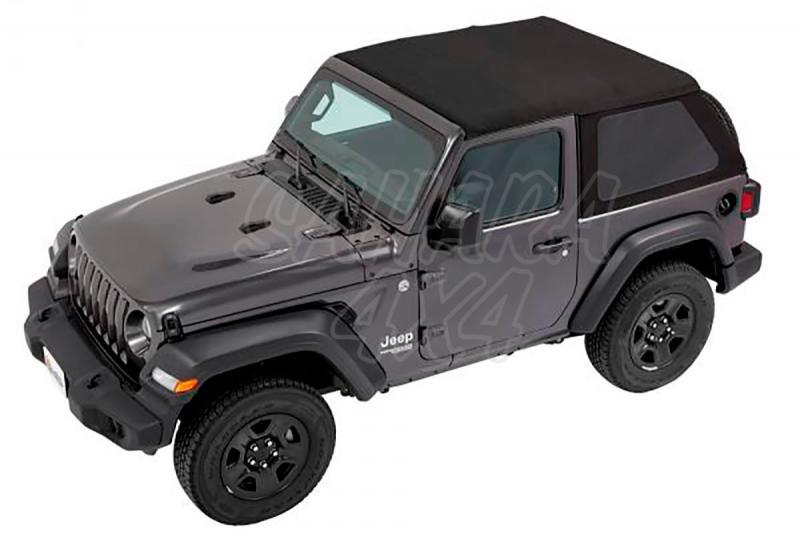 Capota Trektop NX para Jeep Wrangler JL