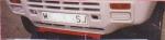 Soportes Delanteros y Traseros para gato Hi-lift Nissan Patrol GR Y60/Y61 - 4 Soportes independientes Delanteros y traseros. Fabricados en Acero