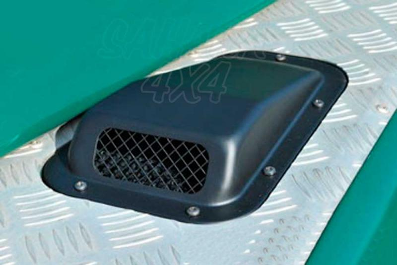 Entrada de aire superior Air scoop