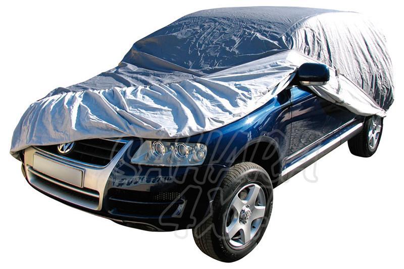 Funda exterior para Nissan Patrol GR Y61 - Funda exterior especial para SUV/4x4