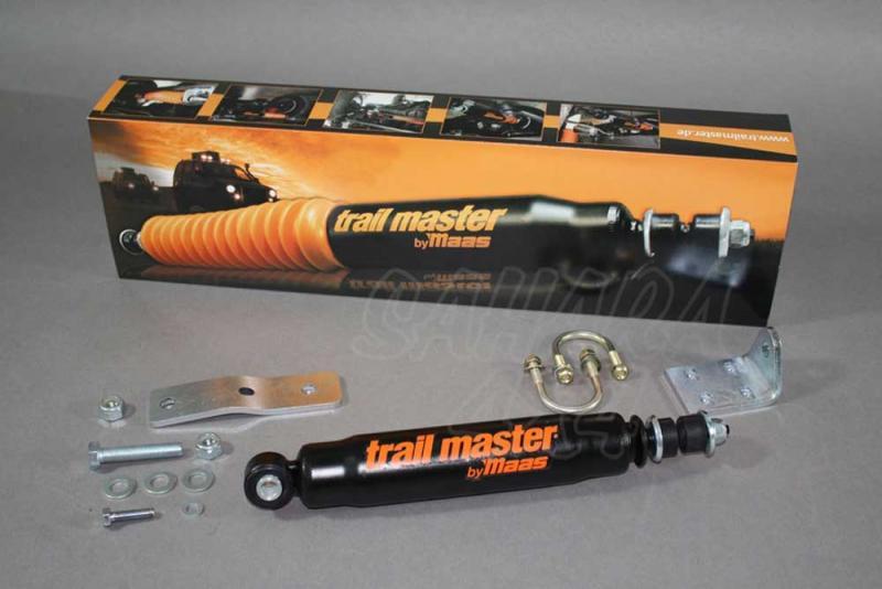 Kit de Amortiguador de direccion Trail Master - Valido para Suzuki Vitara