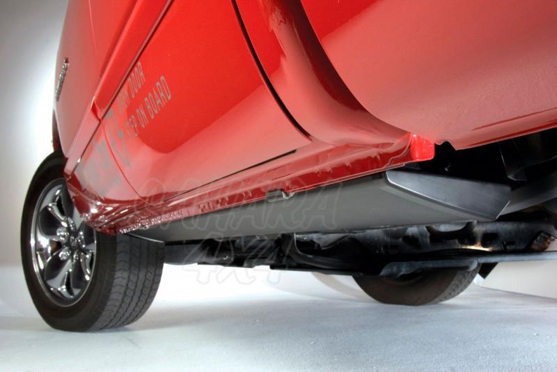 Estriberas Electricas - Dodge RAM 1500 02-08 - Pareja de estribos