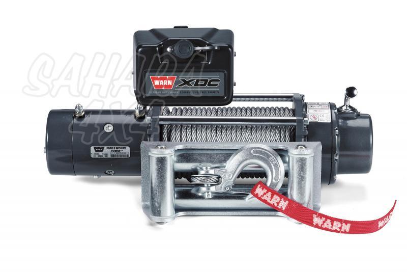 Cabrestante Warn XDC 9.5 12v - 4310 Kg. caja de relés compacta
