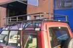 Baca Gran Expedición Land Rover Discovery II TD5 - PORTAEQUIPAJES GRAN CARGA MOD. (AFRICANA INTEGRAL) O MOD. (AFRICANA SOLO PARTE TRASERA)