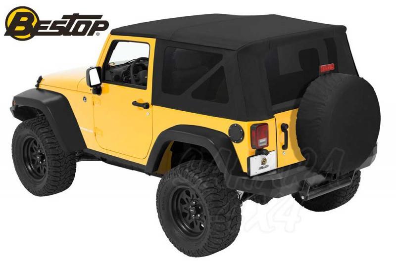 Capota Bestop recambio para Jeep Wrangler JK 07-09