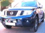 Soporte Cabrestante Oculto Nissan Navara D40/ Nissan Pathfinder - Soporte específico para montaje de Cabrestante.