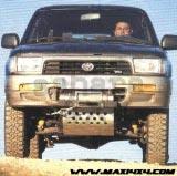 Cubrecarter y Cubrebajos Opel Frontera