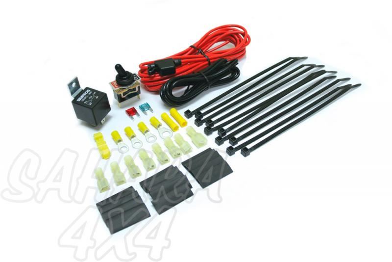 Kit de instalación electrica para barras de led Wurton