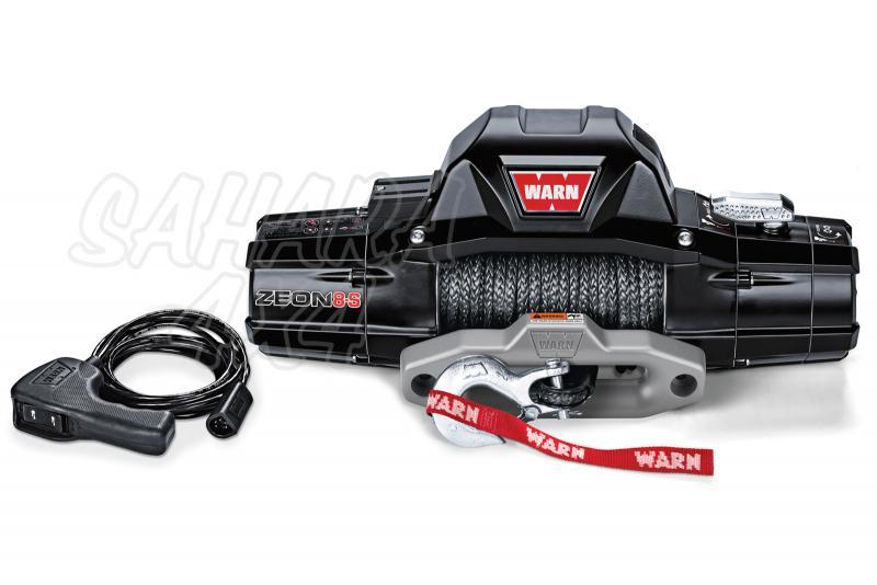 Cabrestante Warn ZEON 8.000-S 12v - 3.630 Kg.