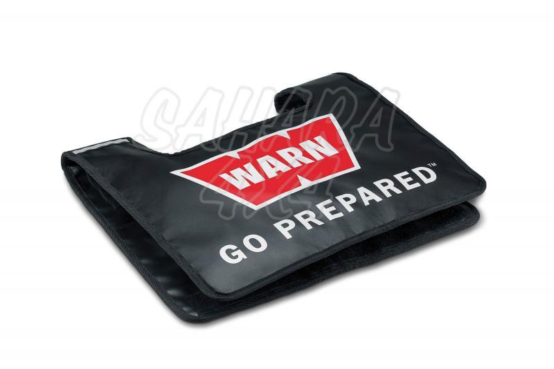 Manta protectora cable ,WARN - Valido para Warn y otros winches.