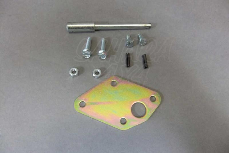 Adaptador para cambio automatico +5 cm - Válido para Jeep wrangler YJ