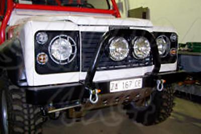 Defensa Tipo A paragolpes Original Land Rover defender  -