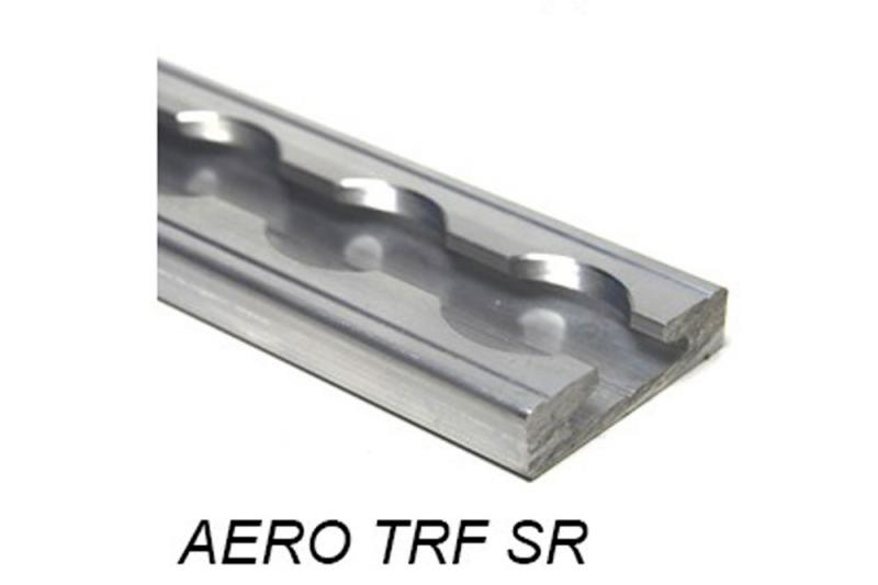 Perfil Aero sin punteras plano
