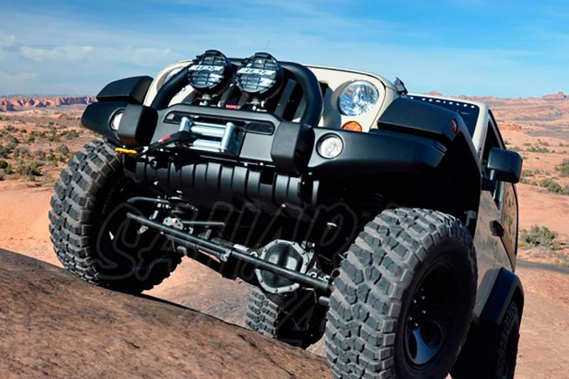 Protector delantero de paragolpes AEV para Jeep Wrangler JK
