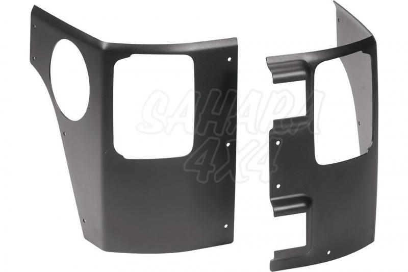 Esquinas de protección traseras AEV para Jeep Wrangler JK -