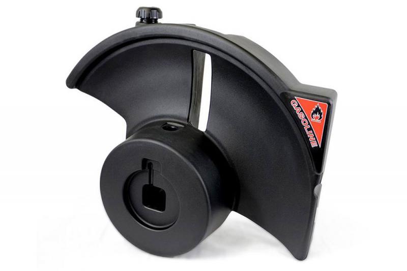 Bidon de gasolina para soporte AEV Jeep Wrnagler JK - Solo valido para pargolpes AEV