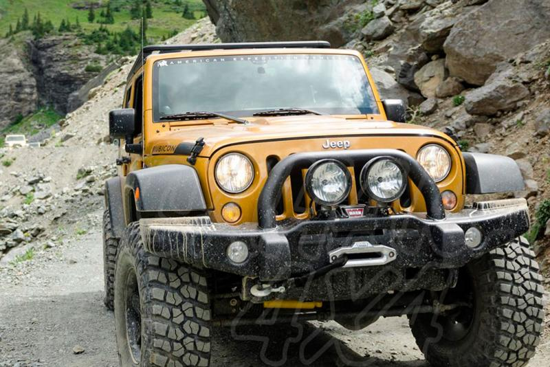 Paragolpes delantero AEV PEMIUM para Jeep Wrangler JK