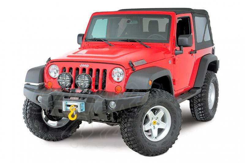 Paragolpes delantero AEV Tubeless para Jeep Wrangler JK