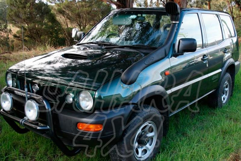 Snorkel Airflow Nissan Terrano II sin ABS - Snorkel Airflow, Made in Australia.