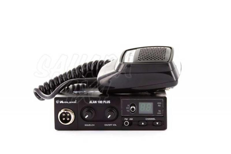 Emisora Alan 100 Plus Transc Movil CB - Emisora 27mhz