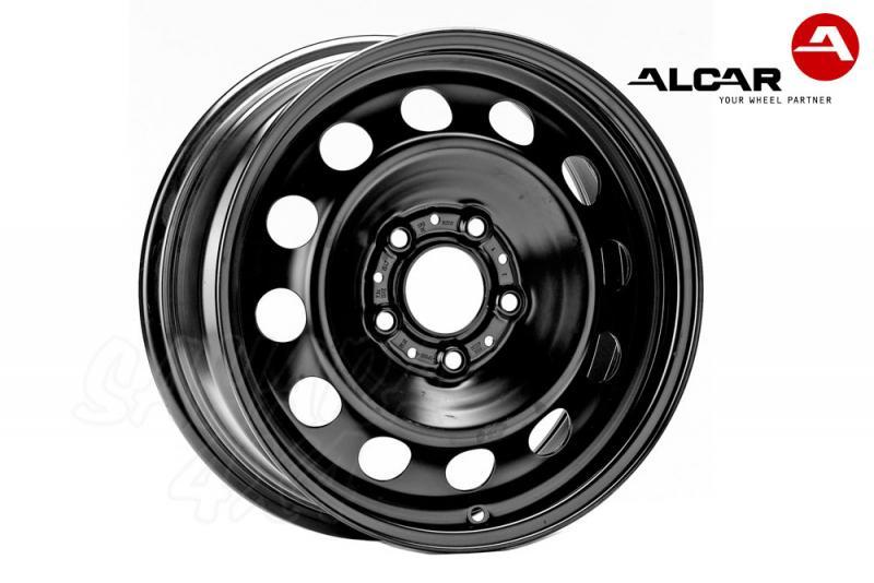 Llanta acero Alcar 8667 6.5x16 5x112 ET 46