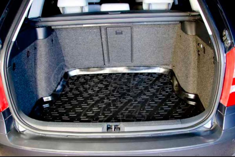 Protector de goma Gledring T-Desing para maletero Volkswagen Tiguan 07- - 1 pieza