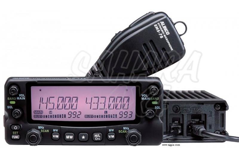 Emisora VHF/UHF ALINCO DR-735E