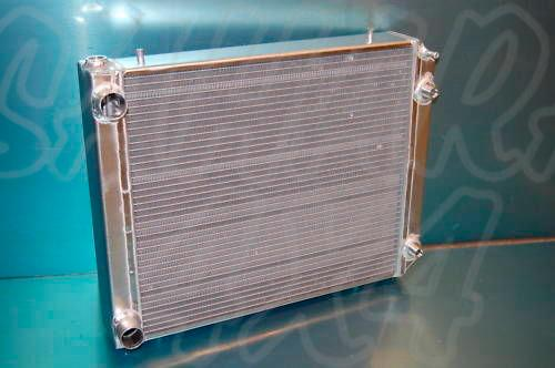 Radiador alto rendimiento Defender 200 TDI - Radiador refrigeracion de alto rendimiento Defender 200 Tdi