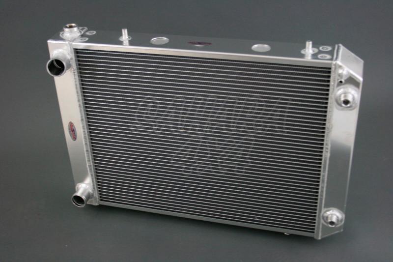 Radiador alto rendimiento Defender 300 TDI  +70MM - Radiador refrigeracion de alto rendimiento Defender 300 Tdi  +70MM extra largo (SOLO se puede montar si el coche lleva instalado el intercooler frontal allisport)