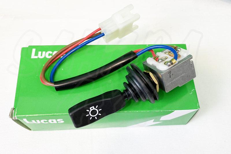 Conmutador luces defender- calidad LUCAS