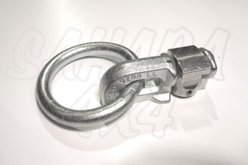 Anclaje doble con anilla simple - Precio por unidad