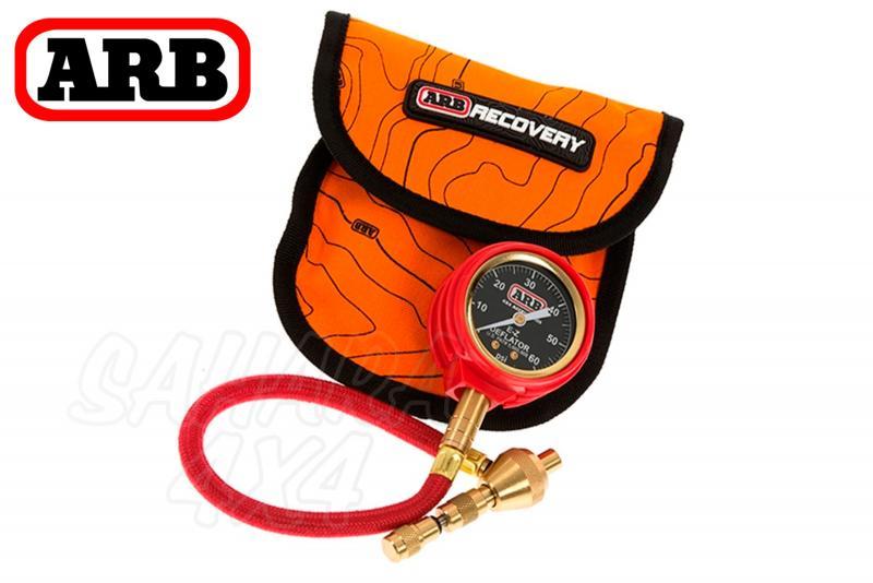 Medidor/Desinflador de ruedas E-Z Deflator ARB - Medidor y desinflador.