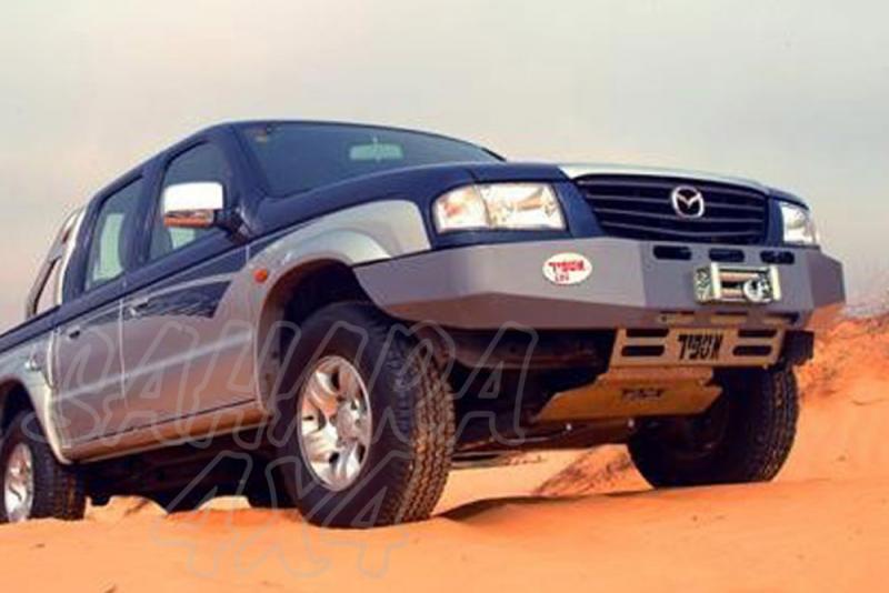Parachoques ASFIR Mazda B-2500 y Ford Ranger