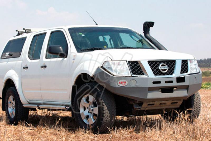 Parachoques ASFIR Nissan PATFHINDER y NAVARA D40 (desde 2005) (Diesel)