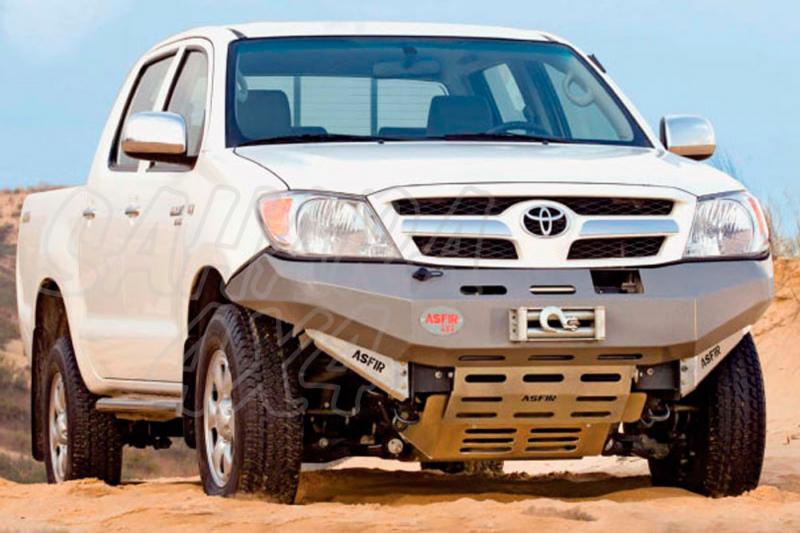 Parachoques ASFIR Toyota Hi-Lux Vigo mod desde 2005 al 2015