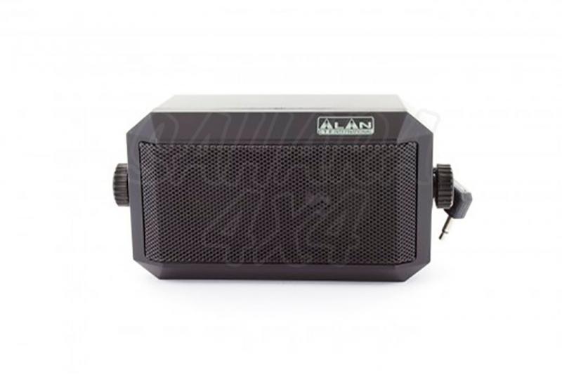 Altavoz con filtro de parásitos AU-25