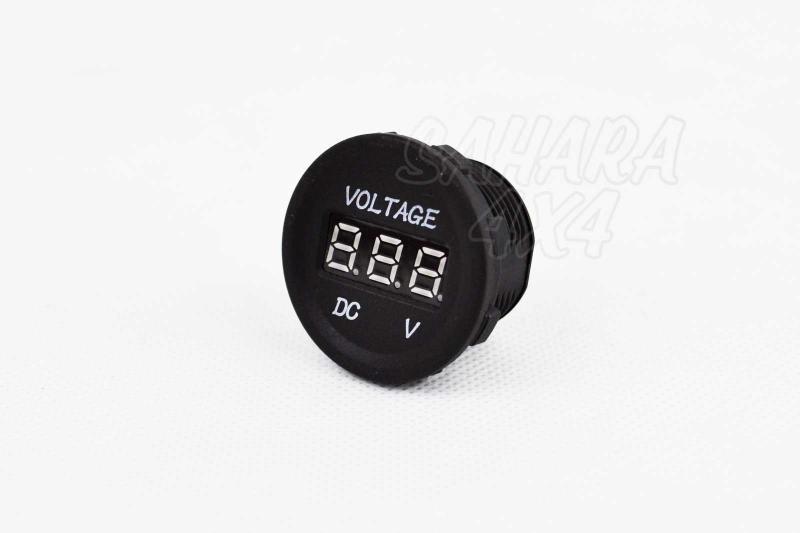 Base Voltaje , medidor  - Voltimetro