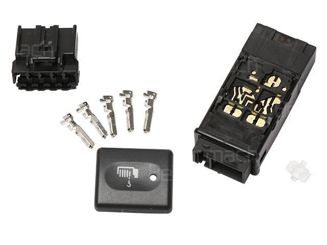 Interruptor auxiliar para defender 1999 - 2015
