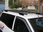 Baca Plana Expedición Nissan Terrano II - PORTA EQUIPAJES ATORNILLADO A TECHO MOD. CORTO 3 PUERTAS