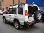 Baca Plana Expedición Land Rover Discovery II TD5 - PORTAEQUIPAJES MOD. PLANA