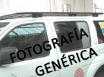 Baca Plana Gran Expedición Nissan Navara D40 - PORTA EQUIPAJES MOD. INTEGRAL PLANA AFRICANA ATORNILLADA AL TECHO