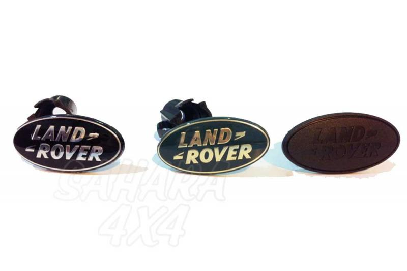 Logotipo Land rover  (46mm x 23mm) - Logotipo original ovalado de Land rover