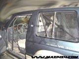 Barras Antivuelco interiores Mitsubishi Montero 91-99 - Disponibles en 4puntos , 6 puntos y 1 diagonal et...