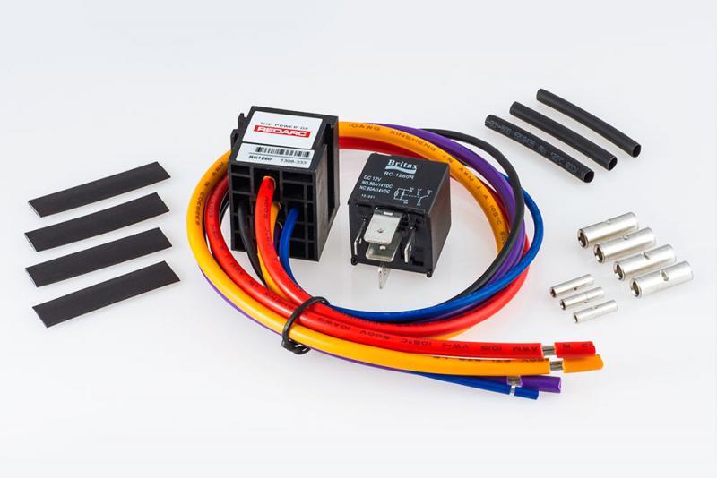 Kit relé para instalaciones solar 12v (Redarc)