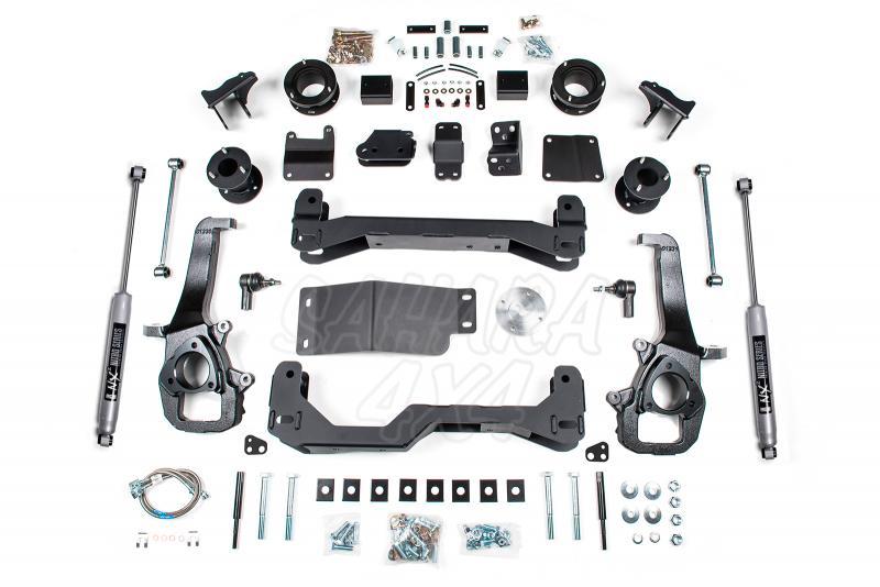Kit elevacion BDS Air Ride Kit10.16 cm Dodge Ram 1500 4WD 14-16 - Kit Completo